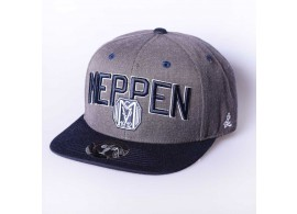 00940136 | Cawila SV Meppen Classic Cap | grey/navy | Size: